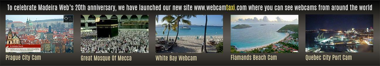 Live webcams - links
