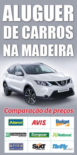 Aluguer de Automóveis