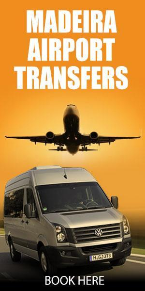 Airport Transfer Service in Madeira