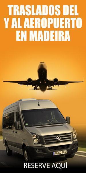 Transportes del aeropuerto en Madeira