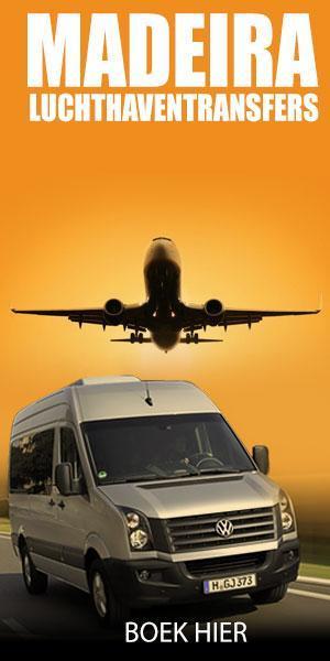 Luchthaven Transfer dienst op Madeira