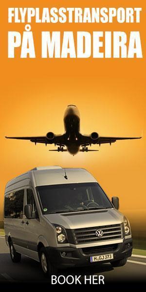 Flyplasstransport tjenester på Madeira