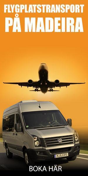 Flygplatstransport betjäning på Madeira