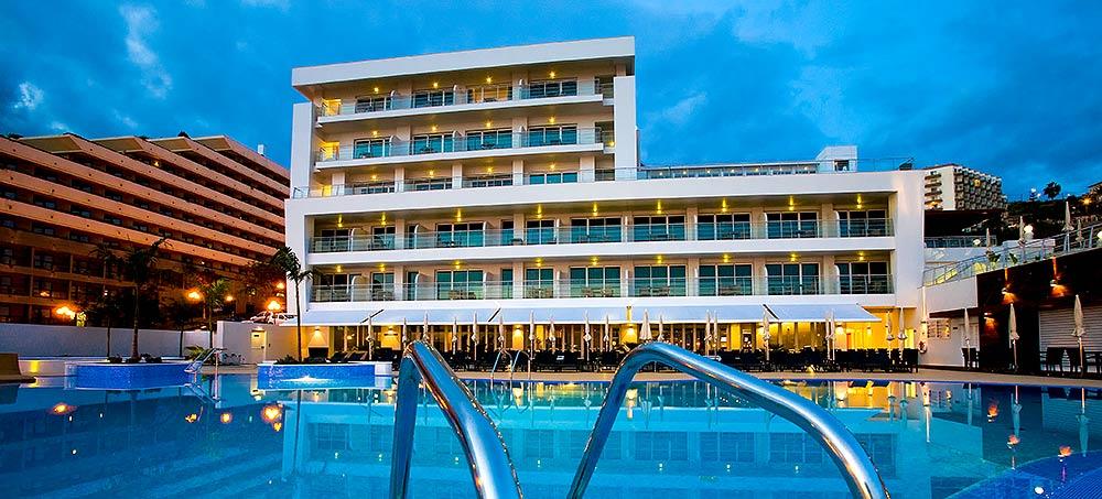 Melia Mare Resort Spa Hotel Funchal